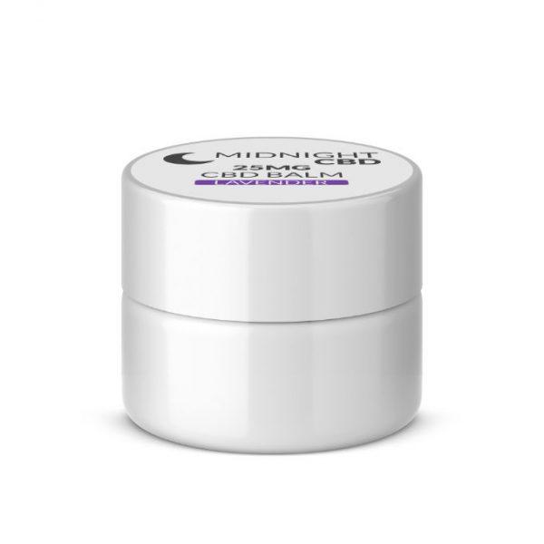 25mg Lavender CBD Balm Product Picture