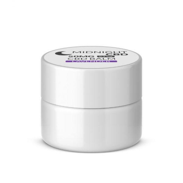 50mg Lavender CBD Balm Product Picture